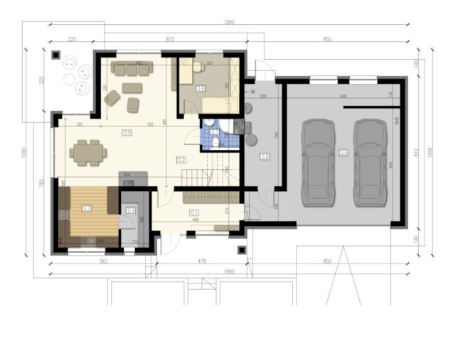 dom jednorodzinny Skawina